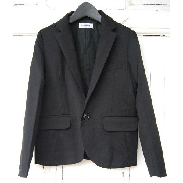 ジェネレーター スーツ セール 子供服 20%OFF ジェネレータースーツ ドレステーラードジャケット 黒 (110cm/120cm/130cm) (002105) 入学式 スーツ 男の子 フォーマル フォーマルスーツ 男児 女子 セレモニー