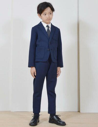ジェネレータースーツ1101201301401501602021年定番D.faceスーツ(上下セット)NV(ネイビー)フォーマル入学式男の子スーツ卒業式スーツ男の子子供服generator918110