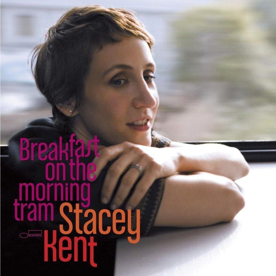 ジャズ, ボーカル  CD STACEY KENT BREAKFAST ON THE MORNING TRAM ALBUM
