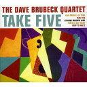 デイブブルーベック カルテット CD アルバム DAVE BRUBECK QUARTET TAKE