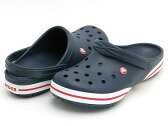 crocs crocband-x clog14433-410 クロックス クロックバンドXクロッグNavy/Red