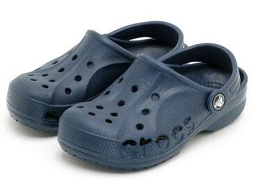 【34%OFF】crocs Baya kids10190D-410 クロックス バヤ キッズ【ネイビー】