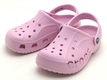 【37%OFF】crocs Baya kids10190D-6GD クロックス バヤ キッズ【ballerian pink】