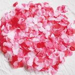 フラワーシャワー造花赤レッド白