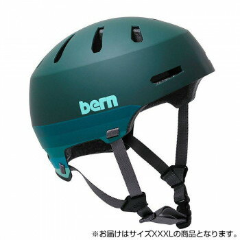 自転車・サイクリング, ヘルメット 202110 bern MACON2.0 MT RETRO FOREST GREEN XXXL BE-BM29H20RFG-07