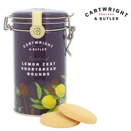 Cartwright&Butler カートライト&バトラー レモンショートブレッド 6缶 10041046