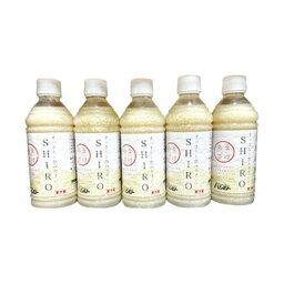 橋本醤油ハシモト すっきり飲みやすいあまざけSHISRO500ml 5本セット