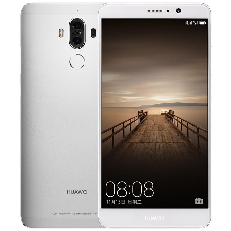 Huawei Mate9 シルバー「新品 未使用品」国内正規品 Huawei(ファーウェイ) Mate9 silver シルバ...