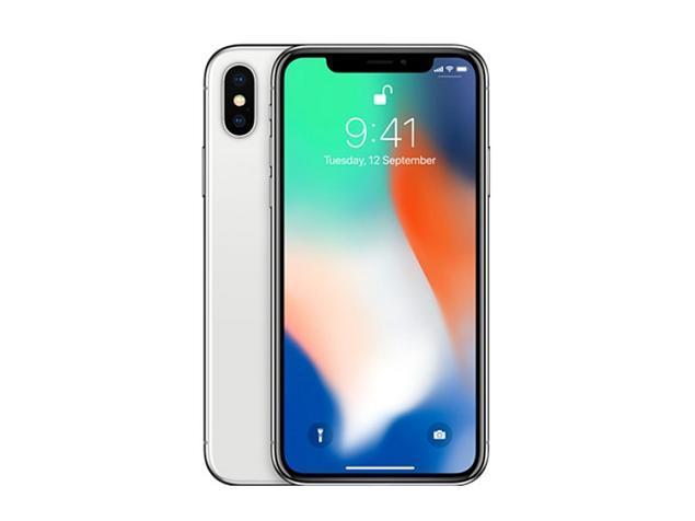 SIMフリー Docomo iPhone X 64GB Silver シルバーMQAY2J/A「新品 未使用 国内正規品」SIMフリー ...