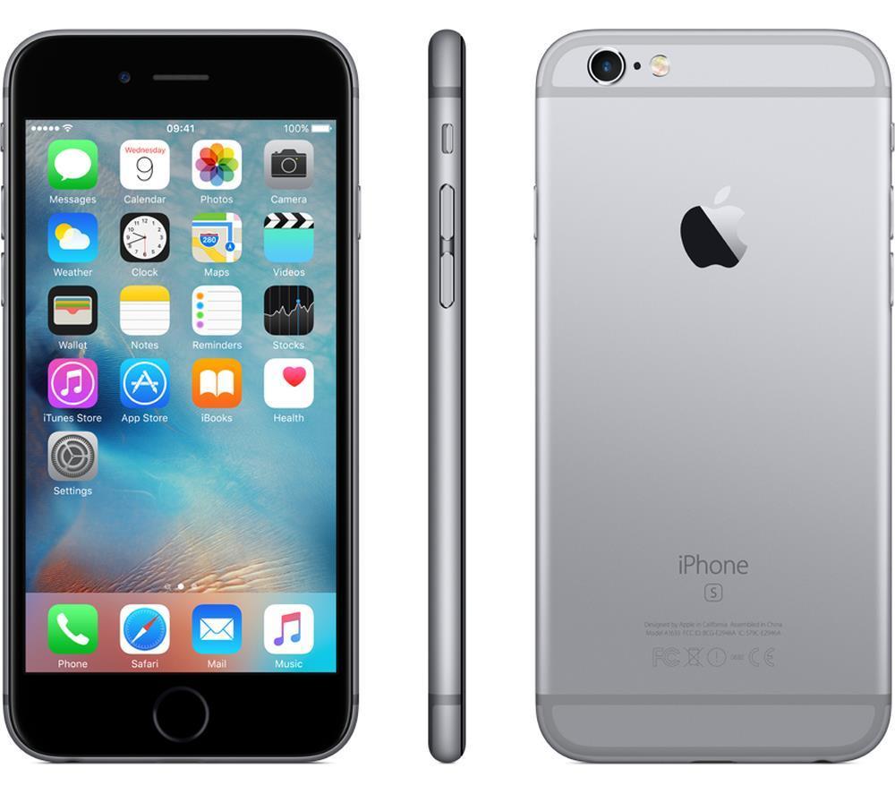 uq/SIMフリー/iPhone/6s/MN0W2J/A/Apple/アップル/A1688[新品 未使用品 白ロム] SIMフリー UQ mo...