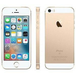 simロック解除済 UQ版 iPhoneSE 32GB ゴールド「新品 未使用品 白ロム」simフリー UQ版 iPhoneSE...