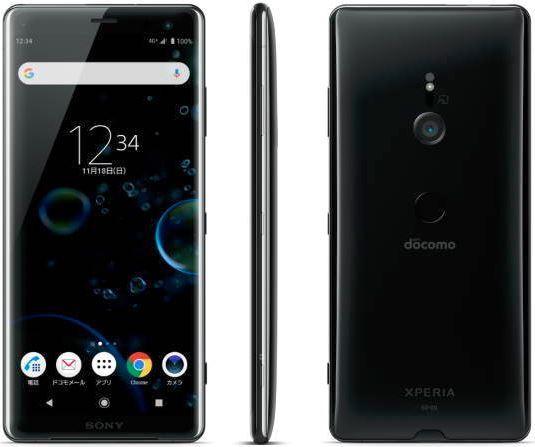 Xperia XZ3 SO-01L BLACK「新品 未使用品 」SIMフリー docomo Xperia XZ3 SO-01L BLACK ※赤ロム...