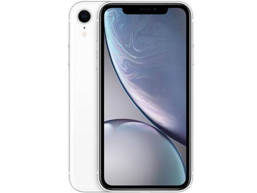 iPhone XR 64GB White ホワイト MT032「新品 未使用 国内正規品」SIMフリー au iPhone XR 64GB W...