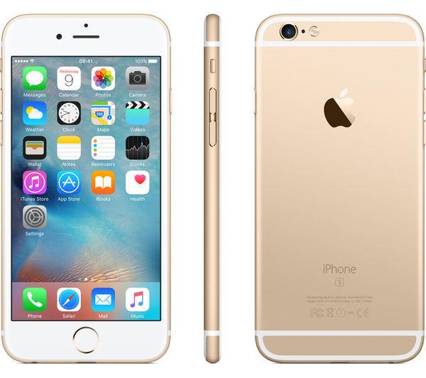 docomo simロック解除 iPhone 6s 32GB ゴールド[新品 未使用品 白ロム]SIMフリー iphone 6s 32g...
