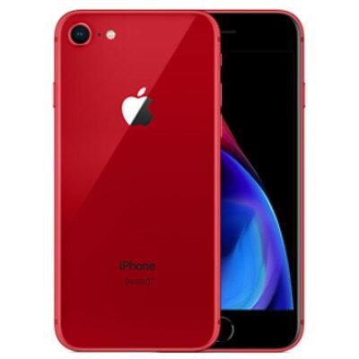 au SIMロック解除 iPhone 8 64gb Red レッド「新品 未使用品 白ロム」SIMフリー iPhone 8 64gb R...