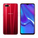 「新品・未開封品」SIMフリー OPPO R17 NEO red レッド [CPH1893] [oppo][4GB/128GB][スマホ]