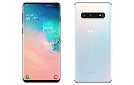 SIMフリー/Galaxy/S10/S10+/SC-03L/SCV41/サムソン/Samsung/「新品 未使用品 白ロム」SIMフリー ...