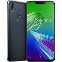 「新品 未開封品」SIMフリー ASUS ZenFone MAX M2 ZB633KL RAM4GB 32GB ブラック black [ASUS][simfree][格安]