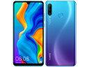 「新品 未使用品 白ロム」simフリー ymobile版 Huawei P30 lite peacock blue ※赤ロム保証 [MAR-LX2J][simfree]