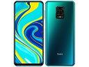 「新品 未開封品」国内正規品 simフリー XIAOMI REDMI NOTE 9S Aurora Blue [スマートフォン][6GB/128GB][simfree]