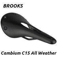 BROOKS(ブルックス)CambiumC15CarvedAllWeatherサドル(ブラック)
