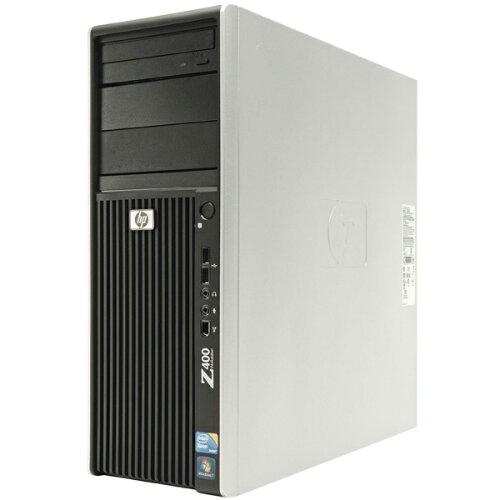デスクトップパソコン 新品 パソコン HP Z400/CT Workstation 後期型 VS933AV-CFVX [3年保証]【送...