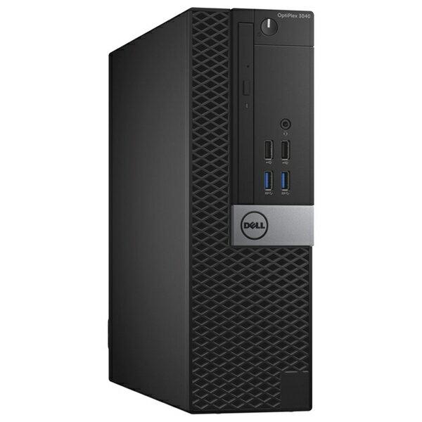 アウトレット品 新品 デスクトップPC Dell OptiPlex 3046 [メーカー保証:2020年3月下旬まで] ( Windows 7 Professional 32ビット / Core i3-6100 / 4GB / 500GB / DVD-ROM / ディスプレイ別売 )【メーカー保証】【02P03Dec16】:カールシステムズ