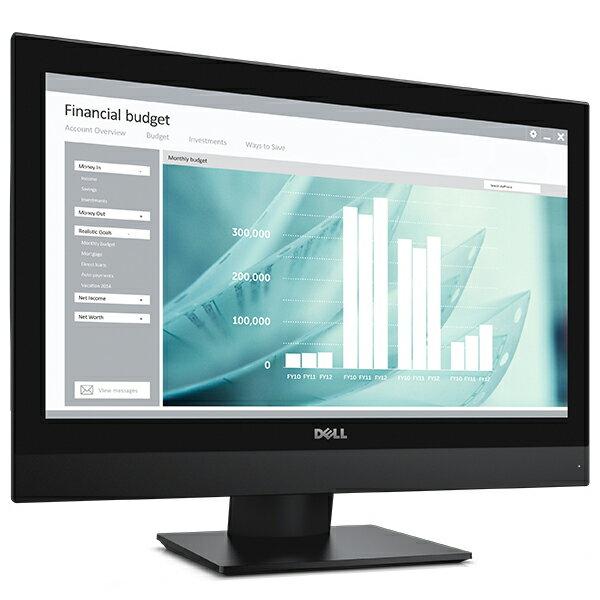 アウトレット品 新品 デスクトップPC Dell OptiPlex 3240 All-in-One [メーカー保証:2020年2月下旬まで] ( Windows 7 Professional 32ビット / Pentium G4400 / 4GB / 128GB SSD / 光学ドライブなし / 21.5インチ )【メーカー保証】【02P03Dec16】:カールシステムズ