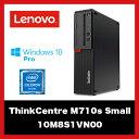 新品 デスクトップパソコン Lenovo ThinkCent...