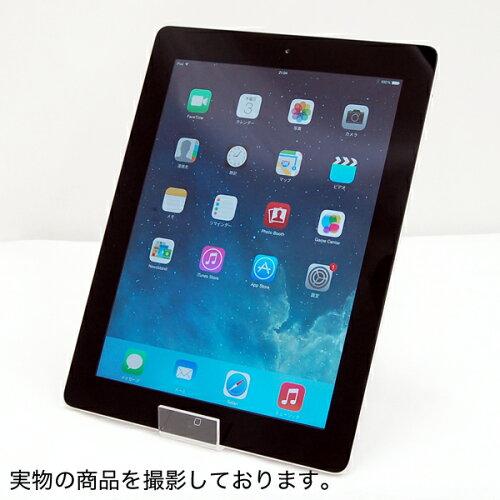 中古 タブレットPC APPLE iPad Wi-Fiモデル 16GB MC705J/A [ブラック] A1416...