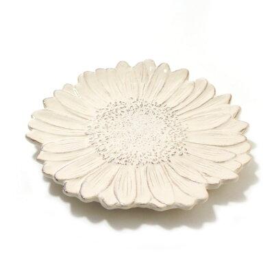 VIRGINIA社(ヴィルジニア)陶器マーガレットプレート