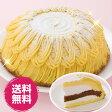 【お得にお買い物5%OFF】モンブランケーキ 7号 21.0cm バースデー ケーキ 誕生日 ケーキセット・詰合せ 洋菓子 送料無料 誕生 日 アイス birthday cake 冷凍