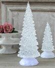 アメイジングLEDツリーMサイズクリアGNXG3532CL【クリスマスツリー/Christmas/Xmas/LEDライト/飾り/電飾/インテリアライト/スノードーム/おしゃれ/インテリア雑貨】