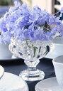 AMELIA Glass ガラススタンドフラワーベース Mサイズ【フラワーベース・ガラス雑貨】