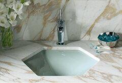 洗面台【KOHLER・コーラー】 ホーロー製ラバトリー。W529 D429 H149