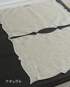 レクタングルプレイスマット11色【LAGALLINAMATTA(ラガッリーナマッタ)・イタリア製・ランチョンマット・テーブルマット・プレイスマット・撥水加工】リネン・麻/レクタングル・長方形
