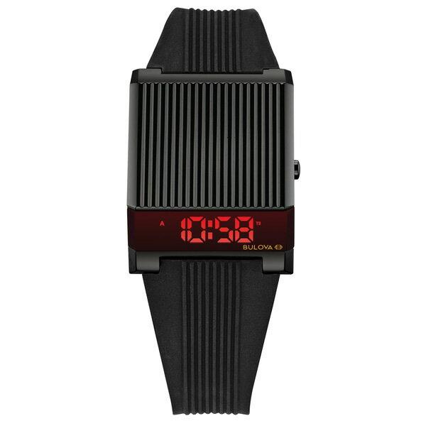 腕時計, メンズ腕時計 430 BULOVA Archives Series Computron LED 98C135