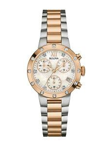 【送料無料】国内正規品BULOVA[ブローバ]DIAMONDS[ダイヤモンド]レディース腕時計98W210【RCP】【02P05Sep15】