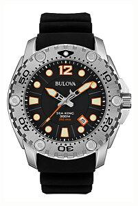 【送料無料】国内正規品Bulova[ブローバ]SEAKING〔シーキング〕メンズ腕時計96B228【RCP】【02P19Jun15】