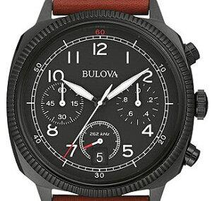 【送料無料】国内正規品BULOVA[ブローバ]MILITARY〔ミリタリー〕メンズ腕時計98B245【RCP】【02P19Jun15】