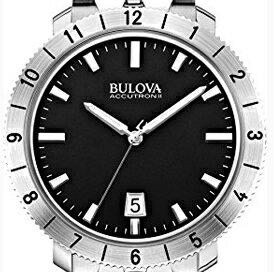 【送料無料】国内正規品Bulova[ブローバ]ブローバアキュトロン2MOONVIEWCOLLECTIONメンズ腕時計96B207【新品】【RCP】【02P30May15】
