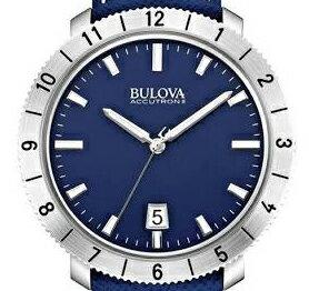 【送料無料】国内正規品Bulova[ブローバ]ブローバアキュトロン2MOONVIEWCOLLECTIONメンズ腕時計96B204【新品】【RCP】【02P30May15】