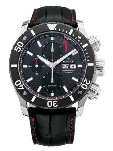 【送料無料】EDOXエドックスクロノオフショア1CHRONOGRAPHAUTOMATICメンズ腕時計01114-3-NIN-L正規品【新品】【RCP】【02P03Sep16】