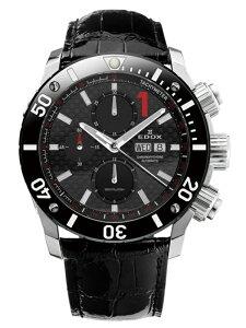 【送料無料】EDOXエドックスクロノオフショア1CHRONOGRAPHAUTOMATICメンズ腕時計01114-3-NIN-L2正規品【新品】【RCP】【02P03Sep16】