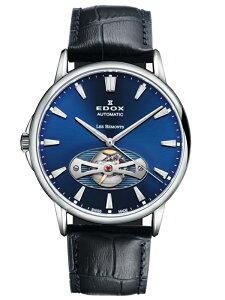 正規品【送料無料】EDOXエドックスレ・ベモンオープンハートメンズ腕時計85021-3-BUIN【新品】【RCP】【02P03Sep16】
