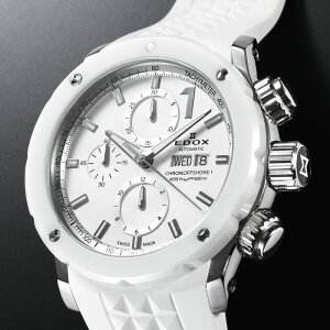 正規品【送料無料】EDOXエドックスCHRONOFFSHORE-1クロノオフショア1メンズ腕時計01122-3B1-BIN1-S【新品】【RCP】【02P03Sep16】