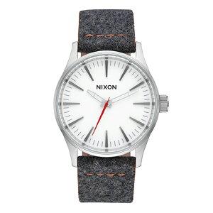 【送料無料】国内正規品NIXONニクソンTHESENTRY38LEATHERメンズ腕時計NA3772476-00【新品】【RCP】【02P12Oct14】