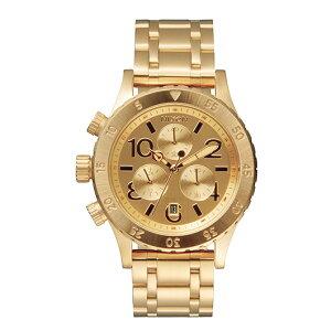 【送料無料】国内正規品NIXONニクソンTHE38-20CHRONOレディース腕時計NA404501-00【新品】【RCP】【02P12Oct14】