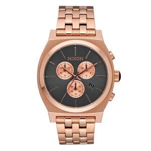 【送料無料】国内正規品NIXONニクソンTHETIMETELLERCHRONOメンズ腕時計NA9722046-00【新品】【RCP】【02P12Oct14】