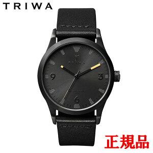 【トリワ】 TRIWA トリワ WATCH SORT of BLACK クォーツ メンズ腕時計 送料無料 LAST110-CS010113